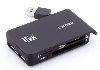 ITEK Card Multi Reader Esterno USB 2.0 CF SD